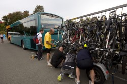 Brecon Beacons Bike Bus