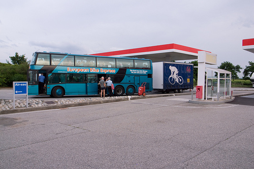 European Bike Express
